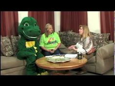 KTSS Talks with Nikki Cherry, Director of Nashville Parks and Recreation, and Trax the Dinosaur, about the upcoming Dinosaur Festival May 23rd and 24th.
