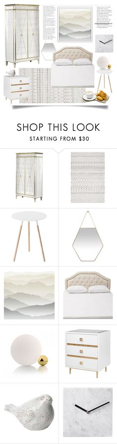 """""""white interrior"""" by natalyapril1976 ❤ liked on Polyvore featuring interior, interiors, interior design, home, home decor, interior decorating, Yamazaki, Gabby, York Wallcoverings and Bellezza"""