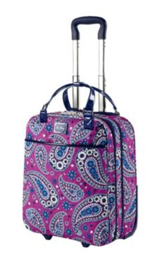 "17"" Roll Along Tote 