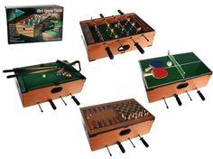 Tischspiel-Set 5 in 1