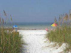 Crescent Beach, Siesta Key, Florida