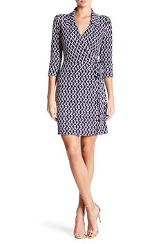 Imperial Garden Wrap Dress by Laundry By Shelli Segal on @nordstrom_rack