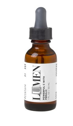 Powerful C with Ferulic Provides potent, daily antioxidant protection from environmental stressors such as pollution, weather, and sun (ultraviolet) exposure  Smoothes skin, brightens and clarifies complexion  Vitamin C is a necessary component for the production of collagen, which reduces the appearance of fine lines and wrinkles