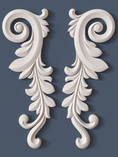 Tuscan decor – Mediterranean Home Decor Wood Carving Designs, Wood Carving Patterns, Thermocol Craft, 3d Cnc, Mediterranean Home Decor, Tuscan Decorating, Idee Diy, Ornaments Design, Tuscan Style
