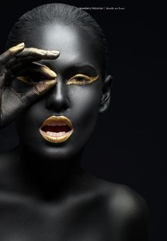 Jewellery Historian, issue - The Effective Pictures We Offer You About diy A quality picture can tell you many things. Black Girl Art, Black Women Art, Black Art, Art Girl, Colour Gel Photography, Bizarre Photos, African Art Paintings, Makeup Artist Logo, African American Dolls