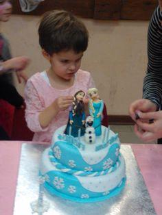 Torta di compleanno per la mia principessa