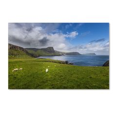 A Place with No Name by Philippe Sainte-Laudy Photographic Print on Wrapped Canvas
