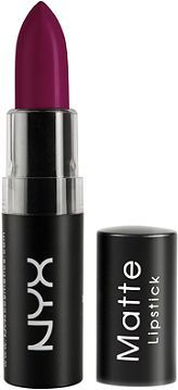 Love me a good wine (color that is) - Nyx Cosmetics Matte Lipstick Siren