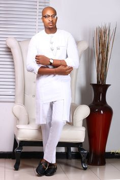 Latest Nigerian men traditional and native wears styles and designs for Naija men to rock. these are the best native senator styles for men Nigerian Fashion Designers, Nigerian Men Fashion, African Men Fashion, African Dresses Men, African Attire For Men, African Wear, African Style, Ankara Styles For Men, Agbada Styles