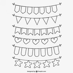 More than a million free vectors, PSD, photos and free icons. Exclusive freebies and all graphic resources that you need for your projects Bullet Journal Writing, Bullet Journal Ideas Pages, Bullet Journal Inspiration, Doodle Drawings, Easy Drawings, Doodle Art, Lettering Tutorial, Creative Lettering, Diy Birthday