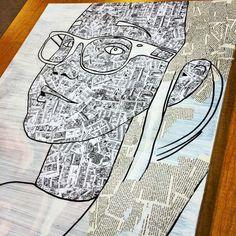 Art @ Massac: Art Club WIPS