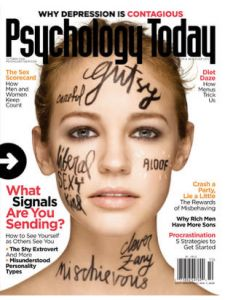 psychology today magazine subscription  *RARE DEAL**