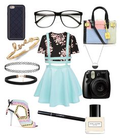 """""""Winter things#15"""" by xxunicornxx12 on Polyvore featuring mode, Jonathan Saunders, Sophia Webster, Kurt Geiger, Tory Burch, White House Black Market, Marc Jacobs, women's clothing, women en female"""