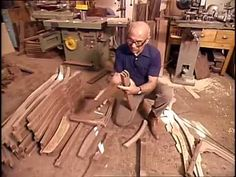 Sam Maloof: Woodworking Genius| Art in Progress| Reserve Channel - YouTube