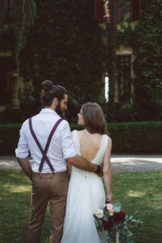 Cool Wedding Inspiration | Margherita Calati Photography | Bridal Musings Wedding Blog 50