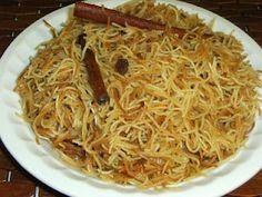 Somali Pasta (Suugo Suuqar)