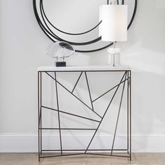 Luxury Accent Tables | Revelation Modern Hall, Modern Decor, Marble Top, White Marble, Pick Up Sticks, Clean Design, Accent Furniture, Home Furnishings, Bar Stools