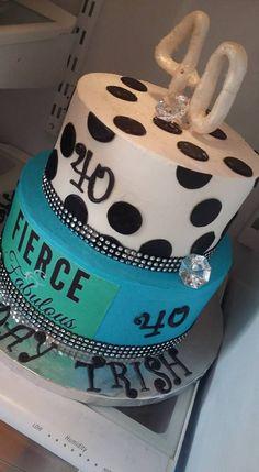 fierce fabulous and 40