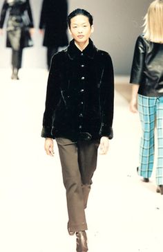 Marni Fall 1996 Ready-to-Wear - Collection
