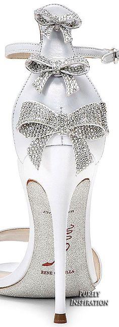 Rene Caovilla Diamante Sandal | Purely Inspiration