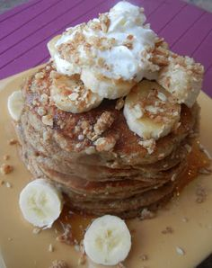 Oatmeal Banana Hot Cakes by Deals to Meals
