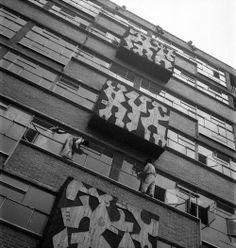 Centro Urbano Presidente Juárez (1951-1952), ciudad de México