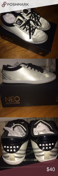 Adidas Neo sneakers by Selena Gomez Size 9 limited edition Adidas Shoes Sneakers