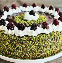 Nefis bir pasta.