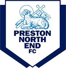 Preston North End Football Club Emblem where my son goes to uni