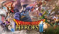 DRAGON QUEST HEROES II Free Download (Incl. DLC's) DRAGON QUEST HEROES II Free Download PC Game pre-installed in direct link. DRAGON QUEST... Dragon Quest 2, Primary Games, Dragon Warrior, Age Of Empires, Xenoblade Chronicles, Free Games, Pc Games, Video Games, Android