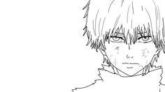 Naruto with Sasuke anime coloring