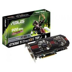 Grafička kartica VGA GeForce GTX560-TI Asus DCII TOP 1GB/DDR5, ENGTX560 TI DCII TOP/2DI/1GD5