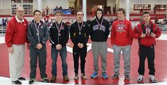 Wrestling ends season on high note at regionals
