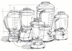 Daily Sketches from Industrial Designer, Spencer Nugent - Page 297 Structural Drawing, Technical Drawing, Prop Design, Design Art, Sketch Design, Layout Design, Sketch Inspiration, Design Inspiration, Sketching Techniques
