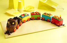 Train Cake Recipe - Life Made Delicious