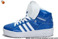 Buy Latest Listing Adidas Attitude Logo Double Heart Tongue Shoes Dark Blue Sports Shoes Store