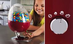 CandyMan – A Motion Activated Candy Dispenser