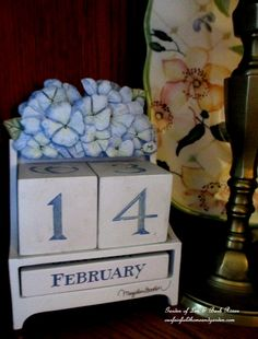 Valentine's Day Decorating ~ February 14th http://ourfairfieldhomeandgarden.com/be-my-valentine-valentine-decor/
