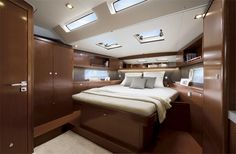 Beneteau Oceanis 55 sailing yacht