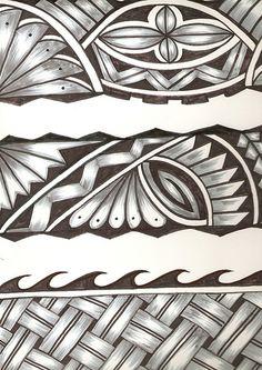 Samoan ink