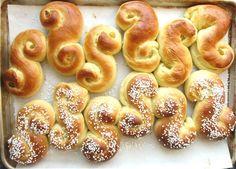 Recipe: St. Lucia Buns
