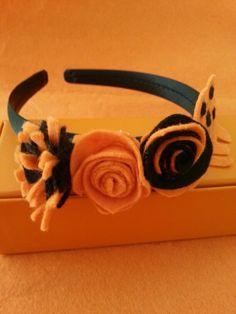Diademas Halloween estilo flamenca con peineta