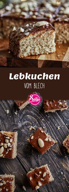 Lebkuchen vom Blech // Murats 5 Minuten Murat's gingerbread from the tin is really super easy and quick to prepare. Thanks to the honey and the gingerbread spice, it tastes like a typical gingerbread. Only this cake is airy and easy. Berry Smoothie Recipe, Easy Smoothie Recipes, Easy Smoothies, Cupcake Original, Kenwood Cooking, German Baking, Coconut Milk Smoothie, Homemade Frappuccino, Pumpkin Spice Cupcakes