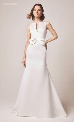 2021 Wedding Dress Trends Big Wedding Dresses, Wedding Dress Prices, V Neck Wedding Dress, Wedding Dress Trends, Elegant Wedding Dress, The Wedding Shop Colchester, Bridal Collection, Dress Collection, Jesus Peiro