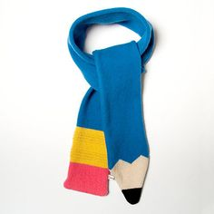 Pencil scarf.   cool, as long as a teacher doesn't wear it.