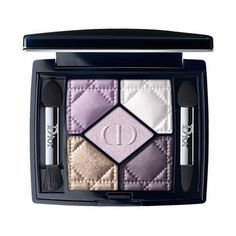 DIOR 5 Couleurs Eyeshadow #136 Lilac Light ~ Limited Edition for Bloom Perfect Spring 2016 Collection - www.BonBonCosmetics.com