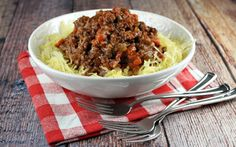 Best-Ever Slow Cooker Bolognese Sauce
