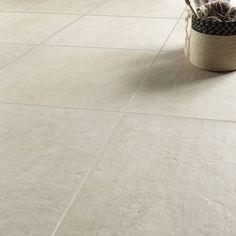 carrelage int rieur leeds artens en gr s gris brume 45 x 45 cm r novation pinterest. Black Bedroom Furniture Sets. Home Design Ideas
