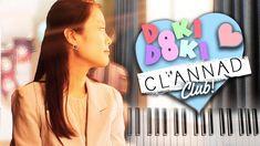 Doki Doki Literature Club + Clannad Dango Daikazoku OST - Rollercoaster ... Clannad, Video Game Music, Piano Cover, Literature Club, Roller Coaster, Feelings, Roller Coasters