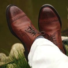 Want!  Cheaney Tenterden in Hand Burnished Mahogany